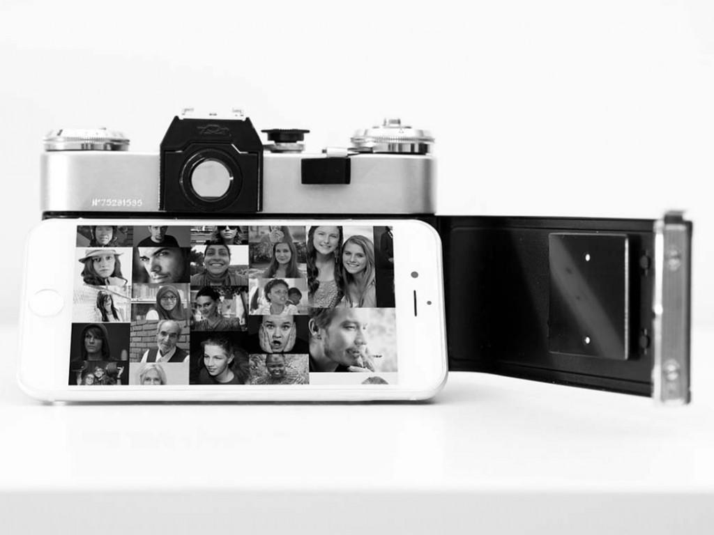 digital camera vs iPhone