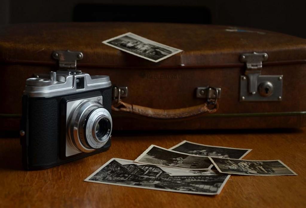 old camera photos